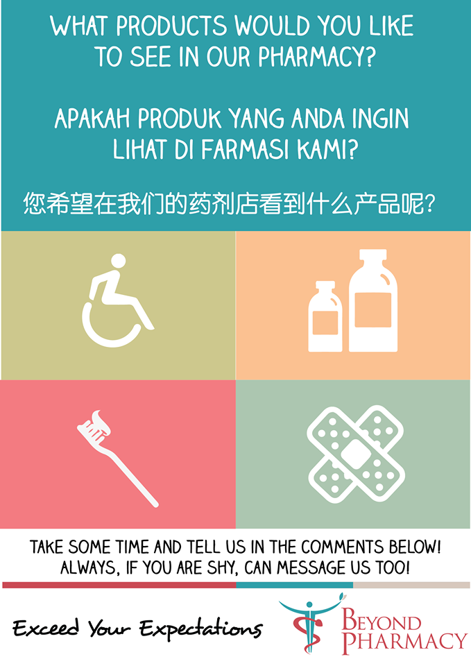 what to sell in our pharmacy